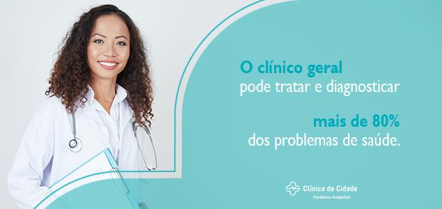 quem é o clínico geral